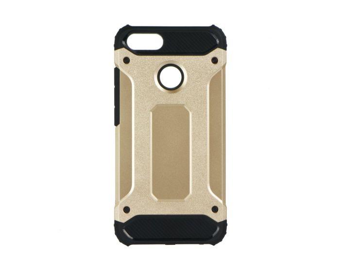 Forcell Hybrid Tech Armor Case Ανθεκτική Θήκη - Gold (Xiaomi Mi A1 / 5X)