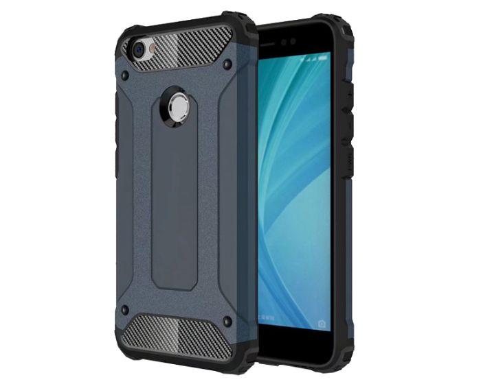Forcell Hybrid Tech Armor Case Ανθεκτική Θήκη - Blue (Xiaomi Redmi Note 5A)