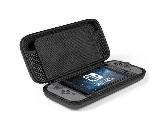 TECH-PROTECT Hardpouch Case Θήκη Black (Nintendo Switch Black)