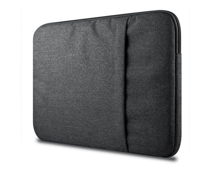 TECH-PROTECT Sleeve Case Θήκη Τσάντα για MacBook / Laptop 15'' - 16'' Dark Grey