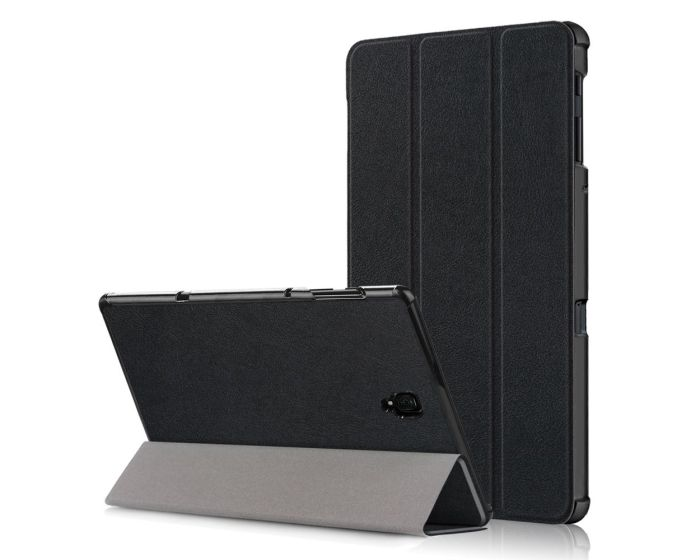TECH-PROTECT Slim Smart Cover Case με δυνατότητα Stand - Black (Samsung Galaxy Tab A 10.5 2018)