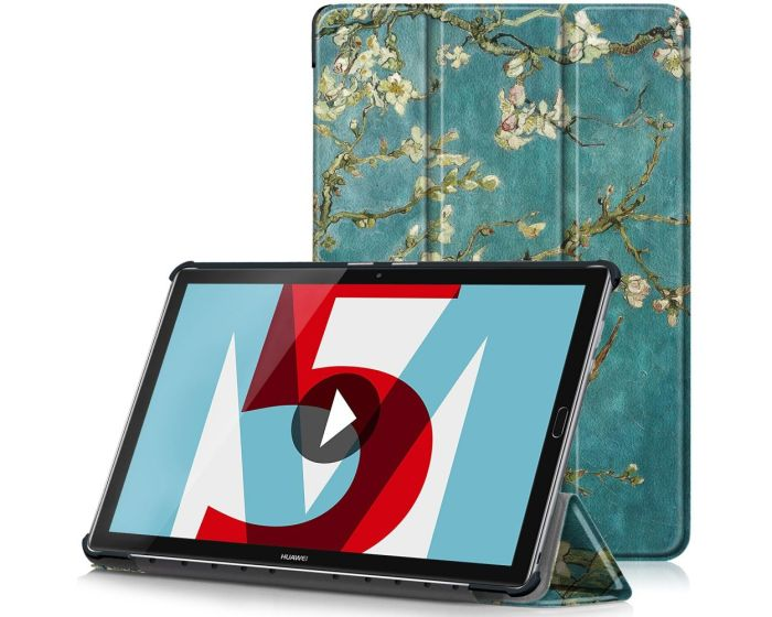 TECH-PROTECT Slim Smart Cover Case με δυνατότητα Stand - Sakura (Huawei MediaPad M5 10.8 / M5 Pro)