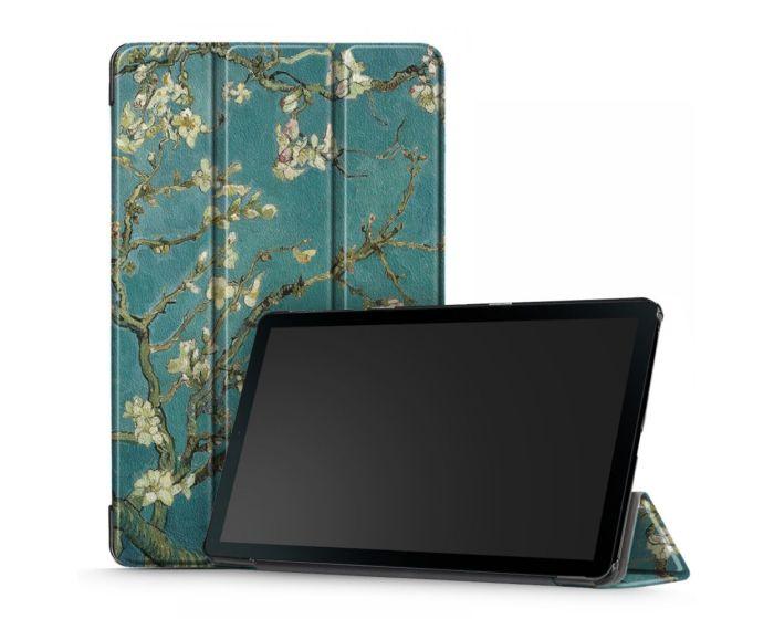 TECH-PROTECT Slim Smart Cover Case με δυνατότητα Stand - Sakura (Samsung Galaxy Tab A 10.1 2019)