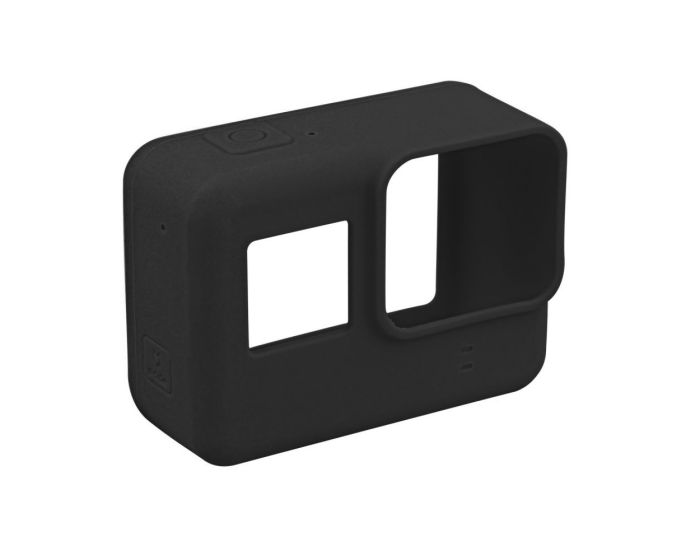 TECH-PROTECT Smooth Soft Fitted Silicone Case Black (GoPro Hero 5/6/7)