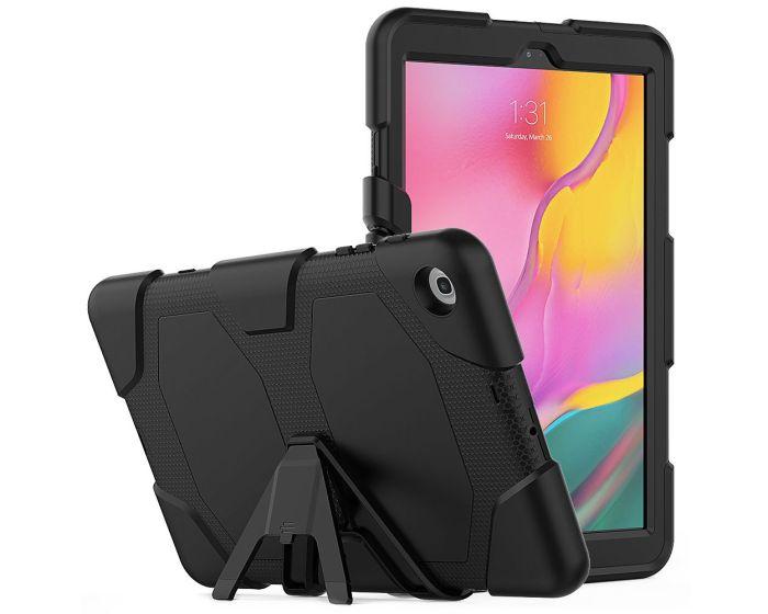 TECH-PROTECT Survive Tough Armor Case - Black (Samsung Galaxy Tab A 10.1 2019)