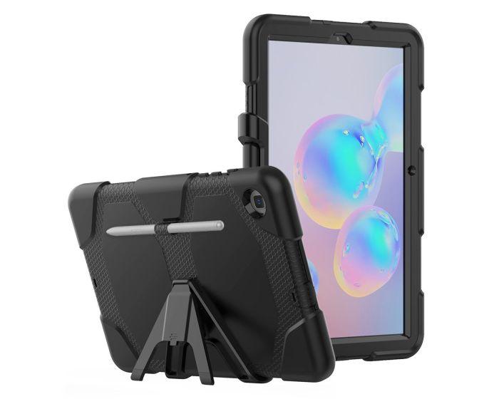 TECH-PROTECT Survive Tough Armor Case - Black (Samsung Galaxy Tab S6 Lite 10.4)