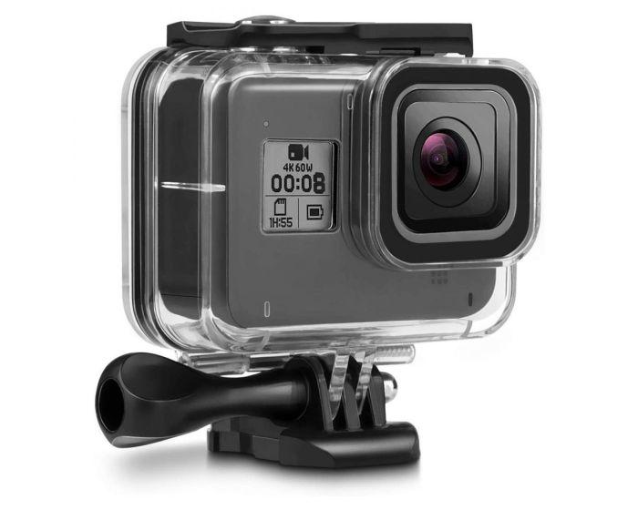 TECH-PROTECT Waterproof Plastic Case Αδιάβροχη Θήκη Clear (GoPro Hero 8)