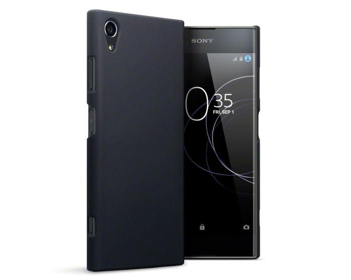 Terrapin Θήκη Καουτσούκ Extra Slim Fit (151-005-128) Μαύρο (Sony Xperia XA1 Plus)