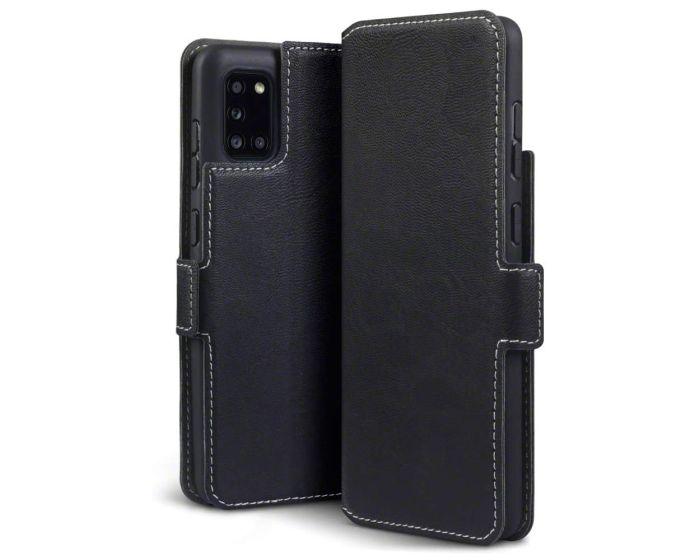 Terrapin Θήκη Low Profile Thin - Πορτοφόλι (117-002a-312) Μαύρο (Samsung Galaxy A31)