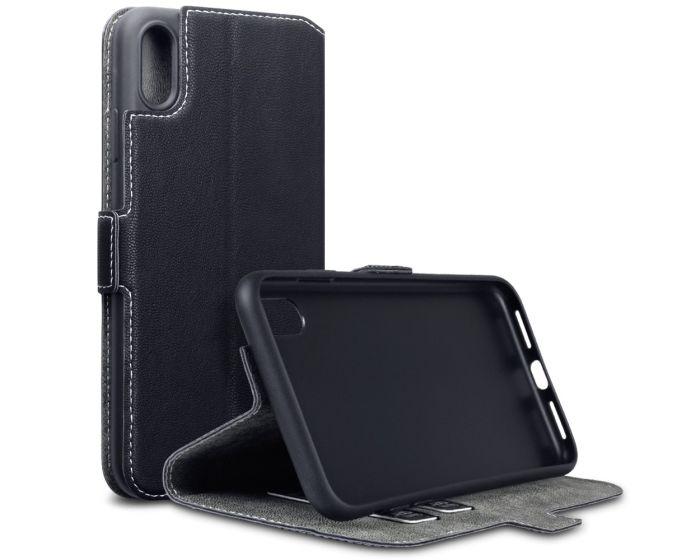 Terrapin Θήκη Low Profile Thin - Πορτοφόλι (117-126-002) Μαύρο (iPhone Xs Max)