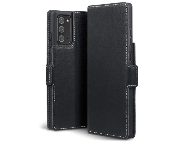 Terrapin Θήκη Low Profile Thin - Πορτοφόλι (117-002a-318) Μαύρο (Samsung Galaxy Note 20)