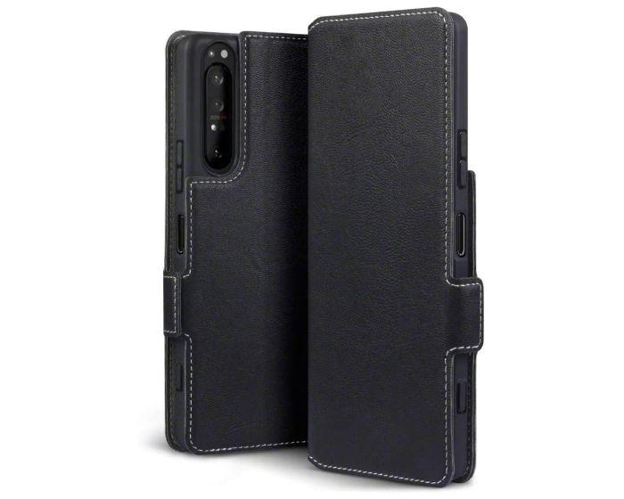 Terrapin Θήκη Low Profile Thin - Πορτοφόλι (117-005-683) Μαύρο (Sony Xperia 1 II)