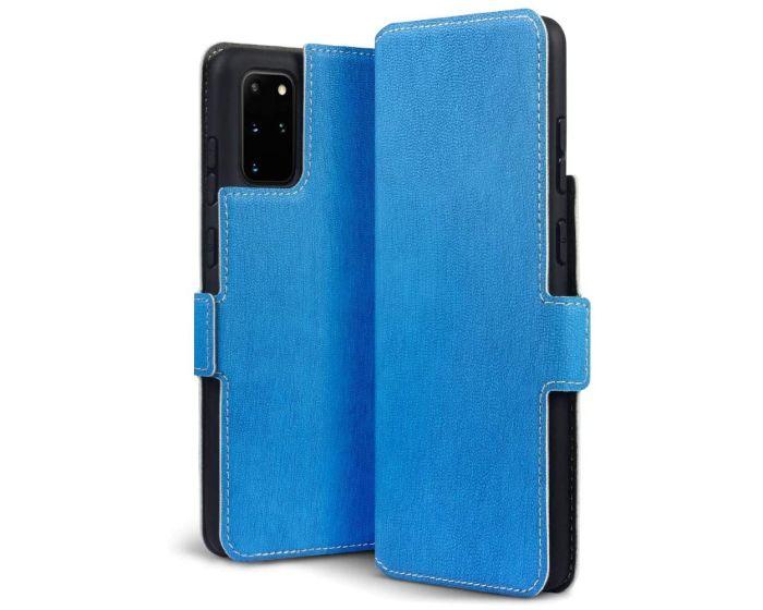 Terrapin Θήκη Low Profile Thin - Πορτοφόλι (117-002a-242) Μπλε (Samsung Galaxy S20 Plus)