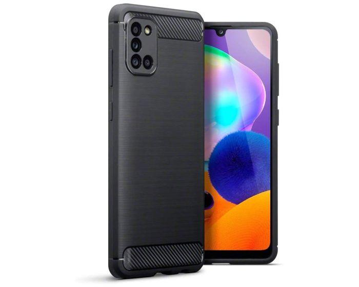 Terrapin Carbon Rugged Armor Case (118-002-853) Black (Samsung Galaxy A31)