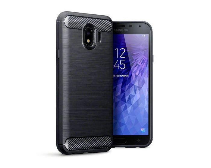 Terrapin Carbon Rugged Armor Case (118-002-710) Black (Samsung Galaxy J4 2018)