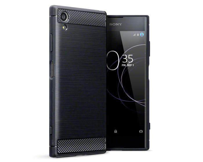 Terrapin Carbon Rugged Armor Case (118-005-421) Black (Sony Xperia XA1 Plus)
