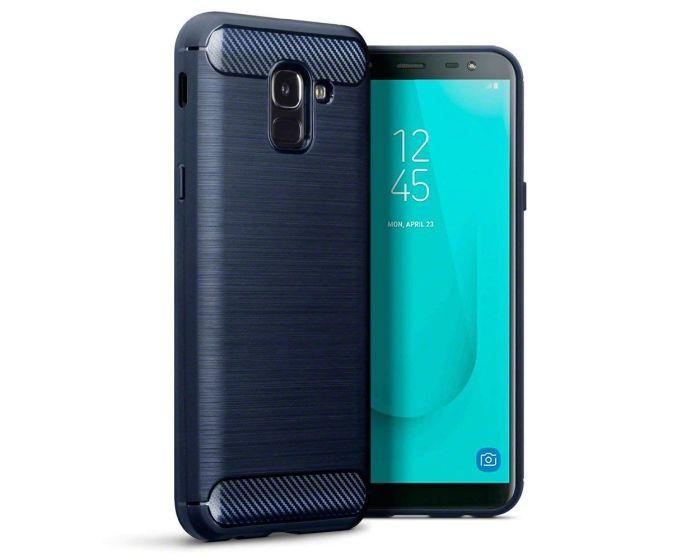 Terrapin Carbon Rugged Armor Case (118-002-707) Blue (Samsung Galaxy J6 2018)