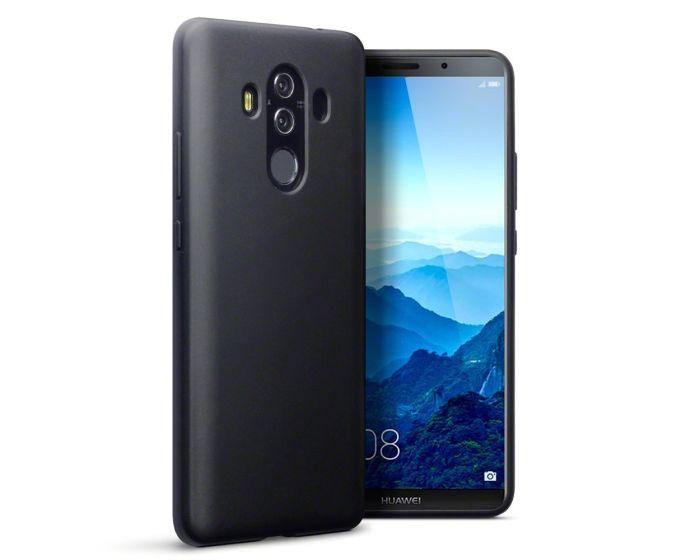 Terrapin Θήκη Σιλικόνης Slim Fit Silicone Case (118-083-144) Black (Huawei Mate 10 Pro)