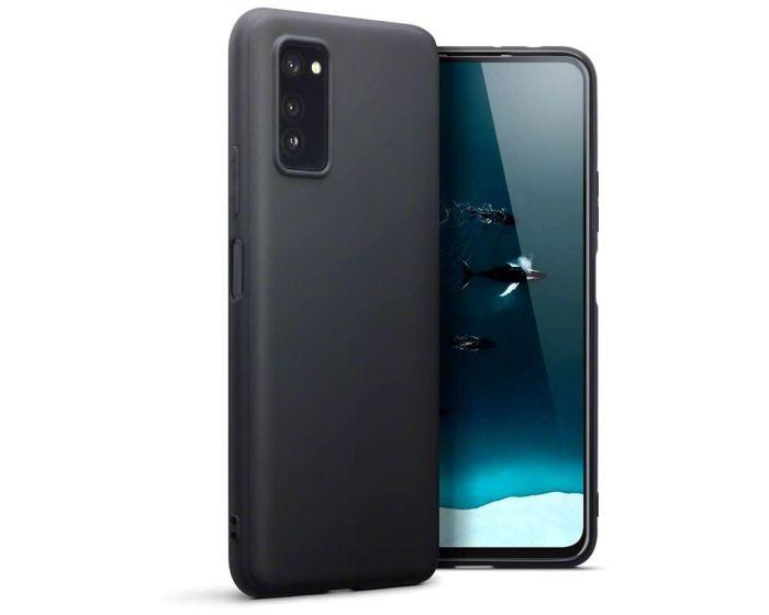 Terrapin Θήκη Σιλικόνης Slim Fit Silicone Case (118-083-226) Black Matte (Huawei Honor V30)