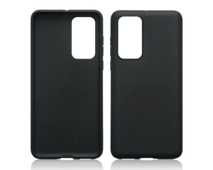Terrapin Θήκη Σιλικόνης Slim Fit Silicone Case (118-083-216) Black Matte (Huawei P40)