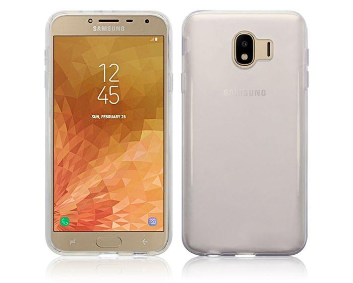 Terrapin Θήκη Σιλικόνης Slim Fit Silicone Case (118-002-708) Διάφανη (Samsung Galaxy J4 2018)