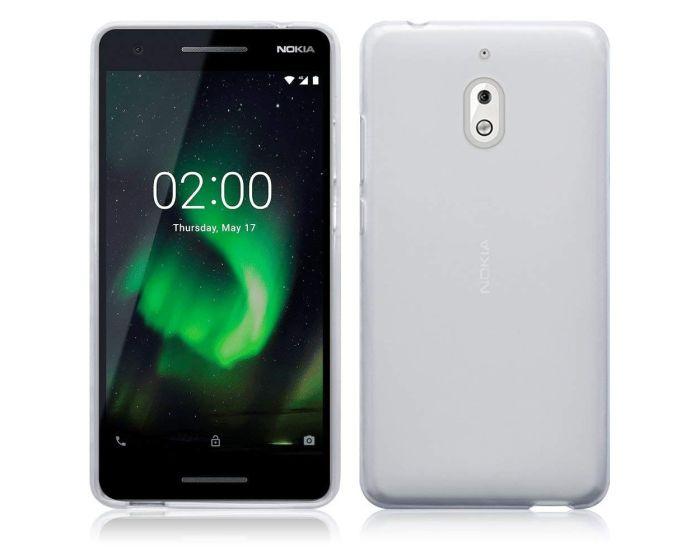 Terrapin Θήκη Σιλικόνης Slim Fit Silicone Case (118-001-272) Clear (Nokia 2.1 2018)