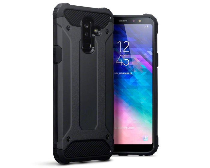 Terrapin Impact Shock Ανθεκτική Θήκη (131-002-103) Black (Samsung Galaxy A6 Plus 2018)