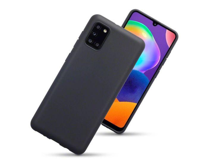 Terrapin Θήκη Σιλικόνης Slim Fit Silicone Case (118-002-852) Black (Samsung Galaxy A31)