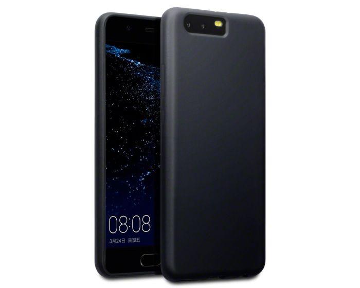 Terrapin Θήκη Σιλικόνης Slim Fit Silicone Case (118-083-115) Black (Huawei P10 Plus)