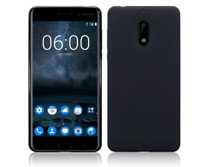 Terrapin Θήκη Σιλικόνης Slim Fit Silicone Case (118-001-231) Black (Nokia 6)