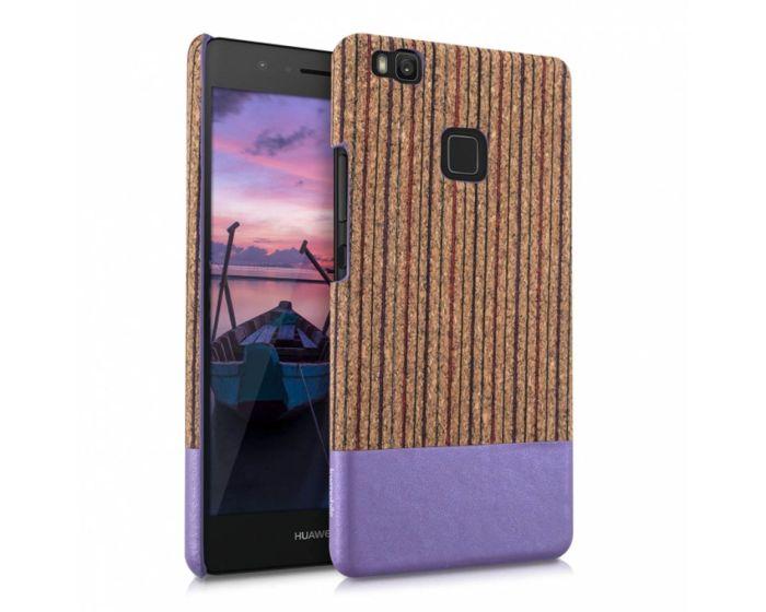 KWmobile Hard Cork Case Θήκη από φελλό (38986.02) Vertical Surface (Huawei P9 Lite)