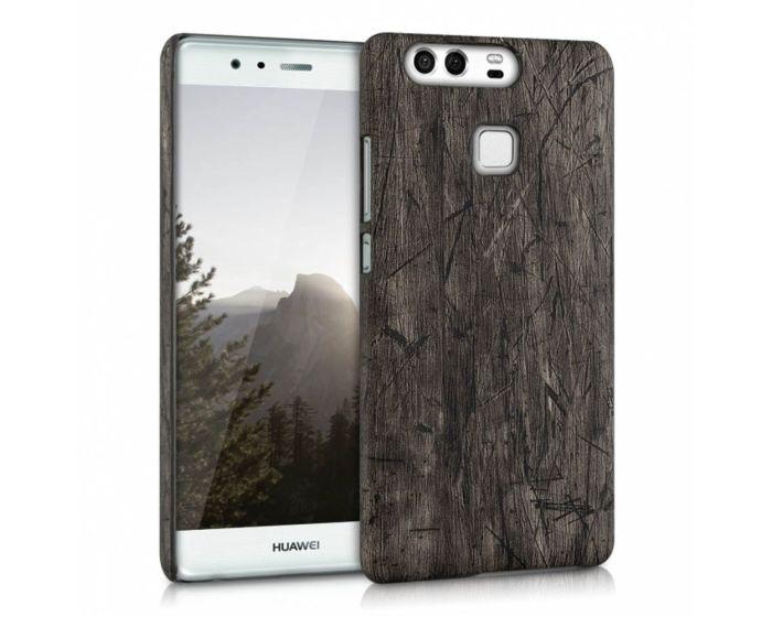 KWmobile Vintage Wood Design Hard Case (38020.18) Θήκη Πλαστική (Huawei P9)