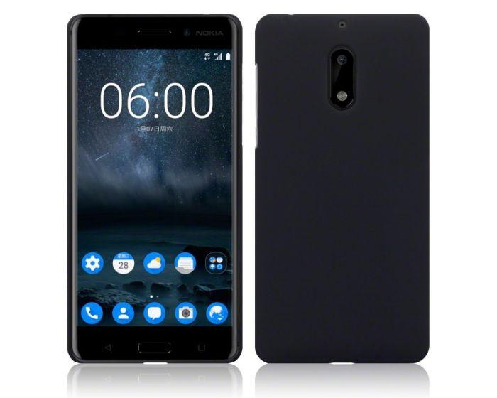 Terrapin Θήκη Καουτσούκ Extra Slim Fit (151-001-065) Μαύρο (Nokia 6)