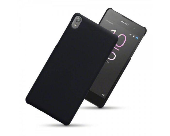 Terrapin Θήκη Καουτσούκ Extra Slim Fit (151-005-119) Μαύρο (Sony Xperia E5)