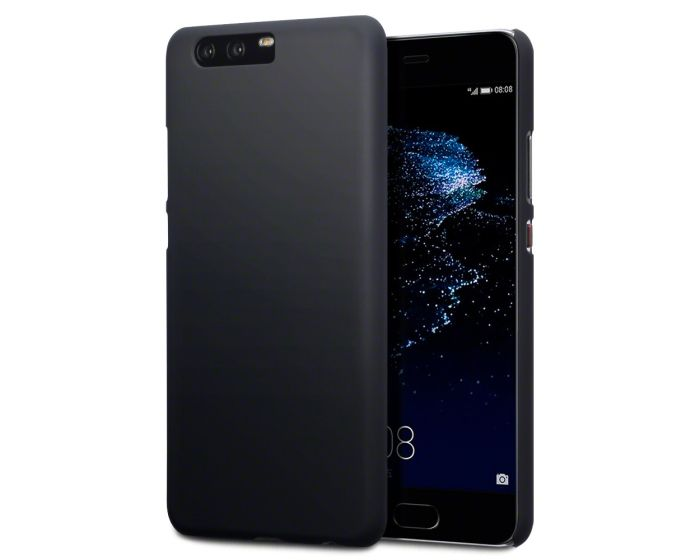Terrapin Θήκη Καουτσούκ Extra Slim Fit (151-083-021) Μαύρο (Huawei P10 Plus)