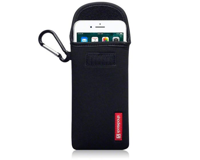 Shocksock Θήκη - Πουγκί Pull up Case (121-123-001) Μαύρο (iPhone 7 Plus / 8 Plus)