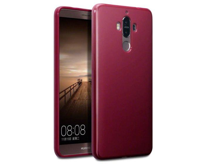 Terrapin Θήκη Σιλικόνης Slim Fit Silicone Case (118-083-090) Κόκκινο (Huawei Mate 9)