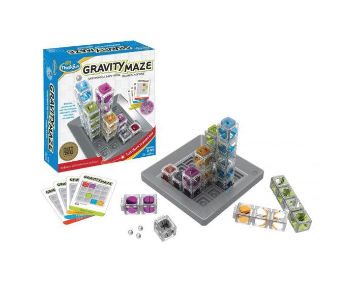 Think Fun Παιχνίδι Λογικής (001006) Gravity Maze