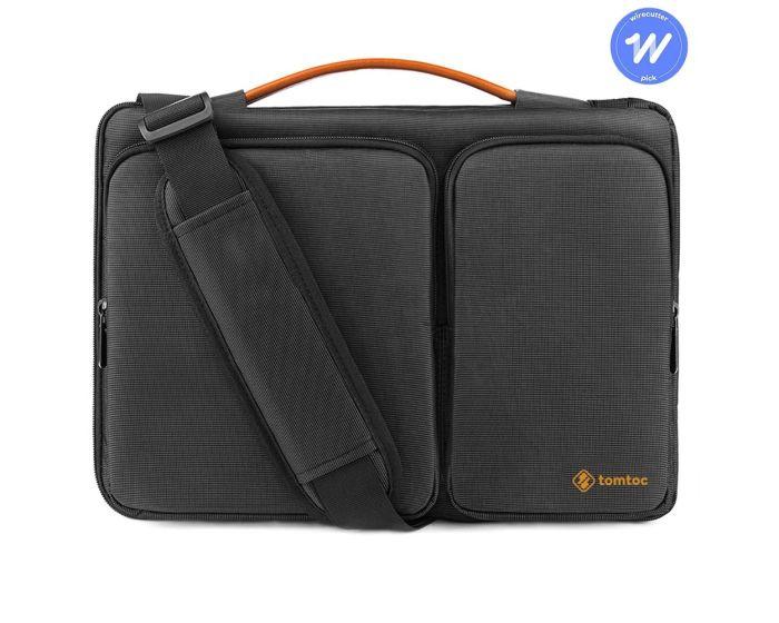 Tomtoc Versatile A42 Θήκη Τσάντα για MacBook / Laptop 16'' - Black