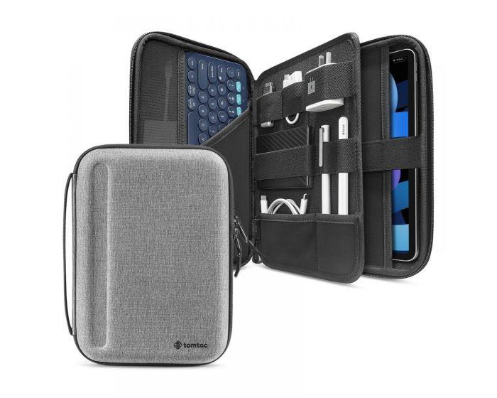 Tomtoc Smart A06 PadFolio Plus Θήκη Τσάντα για iPad Air / Pro 9.7'' - 11'' - Gray