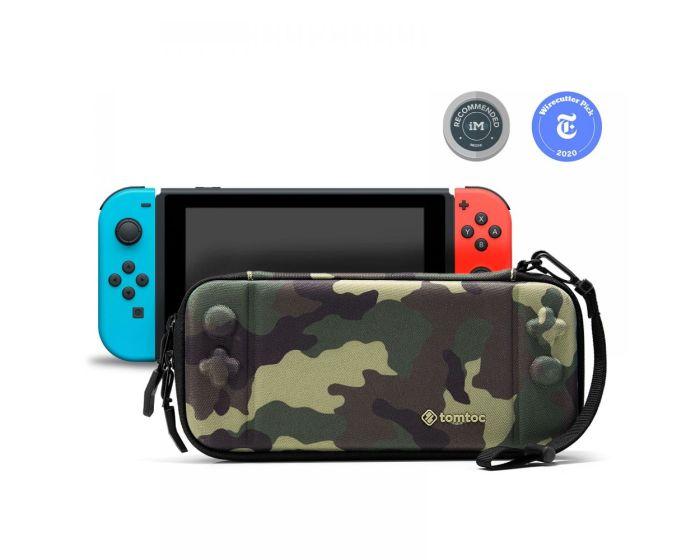 Tomtoc Slim Case Θήκη για Nintendo Switch - Camo