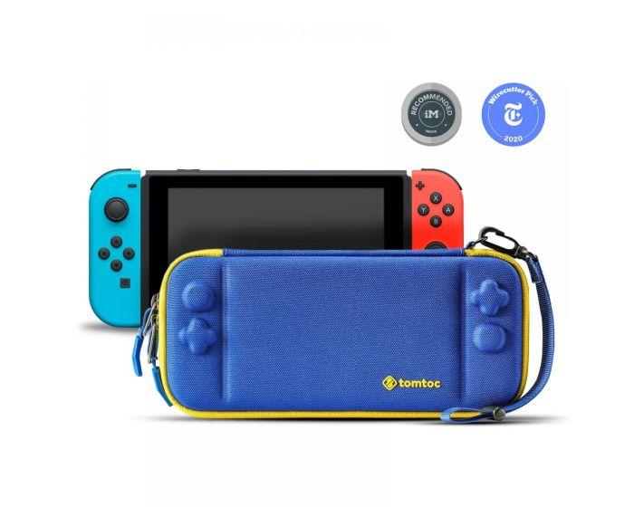 Tomtoc Slim Case Θήκη για Nintendo Switch - Flashy Blue