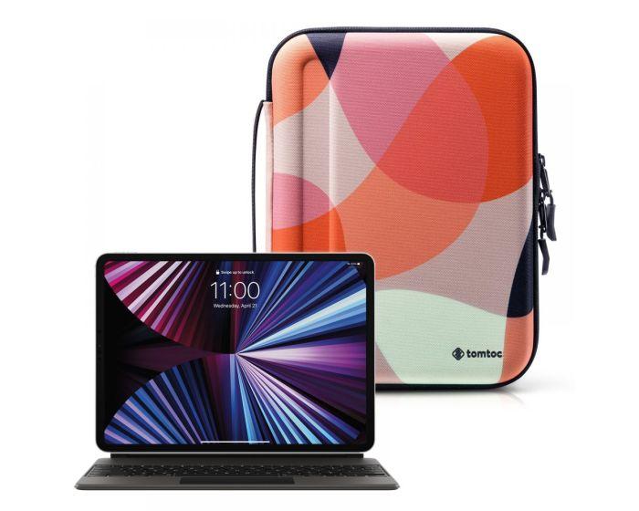 Tomtoc Smart A06 PadFolio Θήκη Τσάντα για iPad Air / Pro 9.7'' - 11'' - Mixed Orange