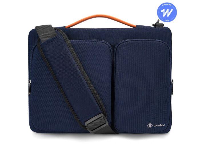 Tomtoc Versatile A42 Θήκη Τσάντα για MacBook / Laptop 16'' - Navy Blue