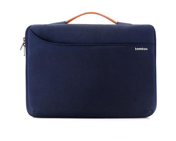 Tomtoc Versatile A22 Slim Θήκη Τσάντα για MacBook / Laptop 16'' - Navy Blue