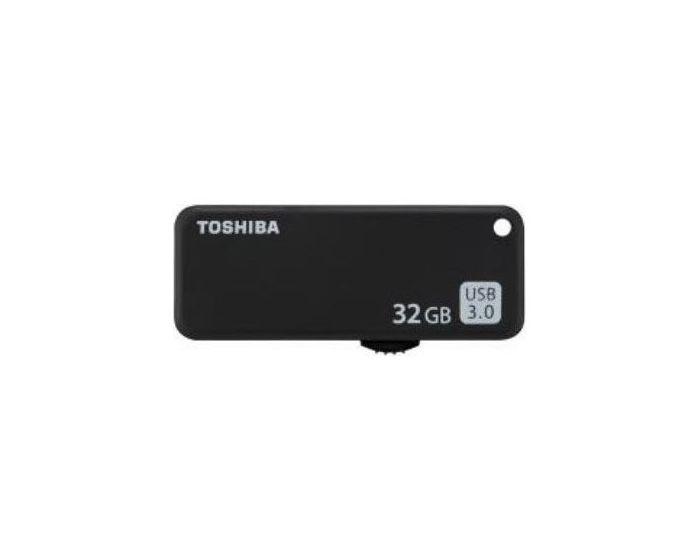 Toshiba TransMemory U365 USB 3.0 Flash Drive Memory Stick 32GB Black