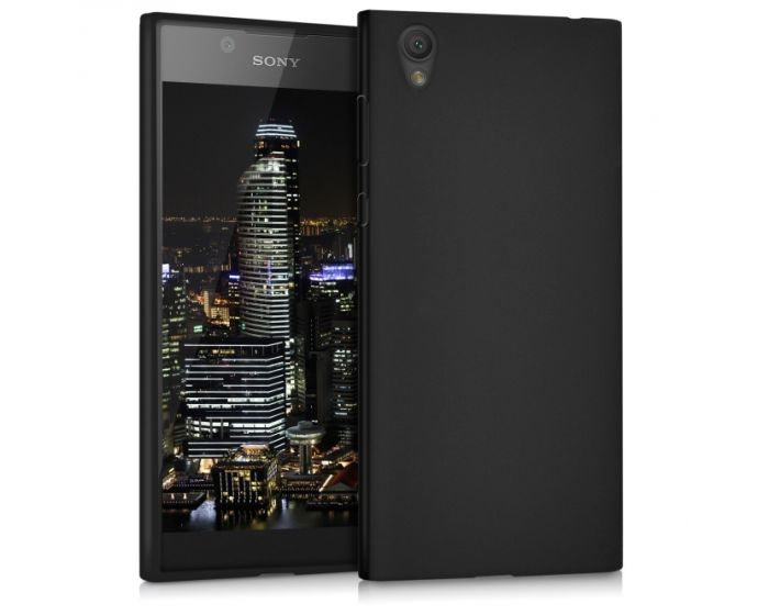KWmobile TPU Silicone Case (41474.47) Black (Sony Xperia L1)