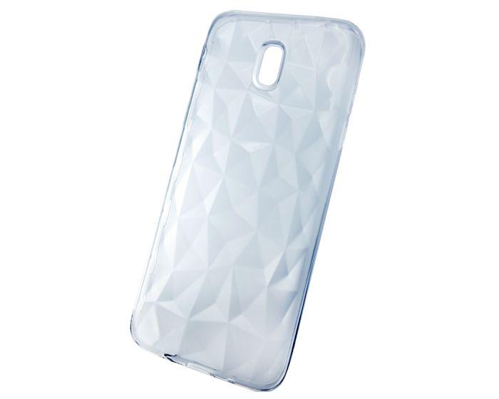 Forcell Air Prism 3D Pattern Flexible Θήκη Σιλικόνης Clear (Samsung Galaxy J5 2017)