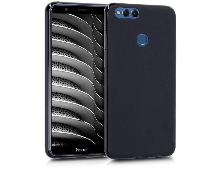 KWmobile TPU Silicone Case (43605.47) Black Matte (Huawei Honor 7X)