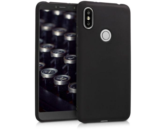 KWmobile TPU Silicone Case (45589.47) Black Matte (Xiaomi Redmi S2)